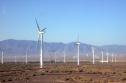 Windfarm near Urumqi